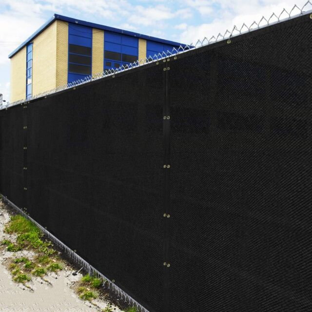 Xiaz Fence Privacy Screen 180gsm