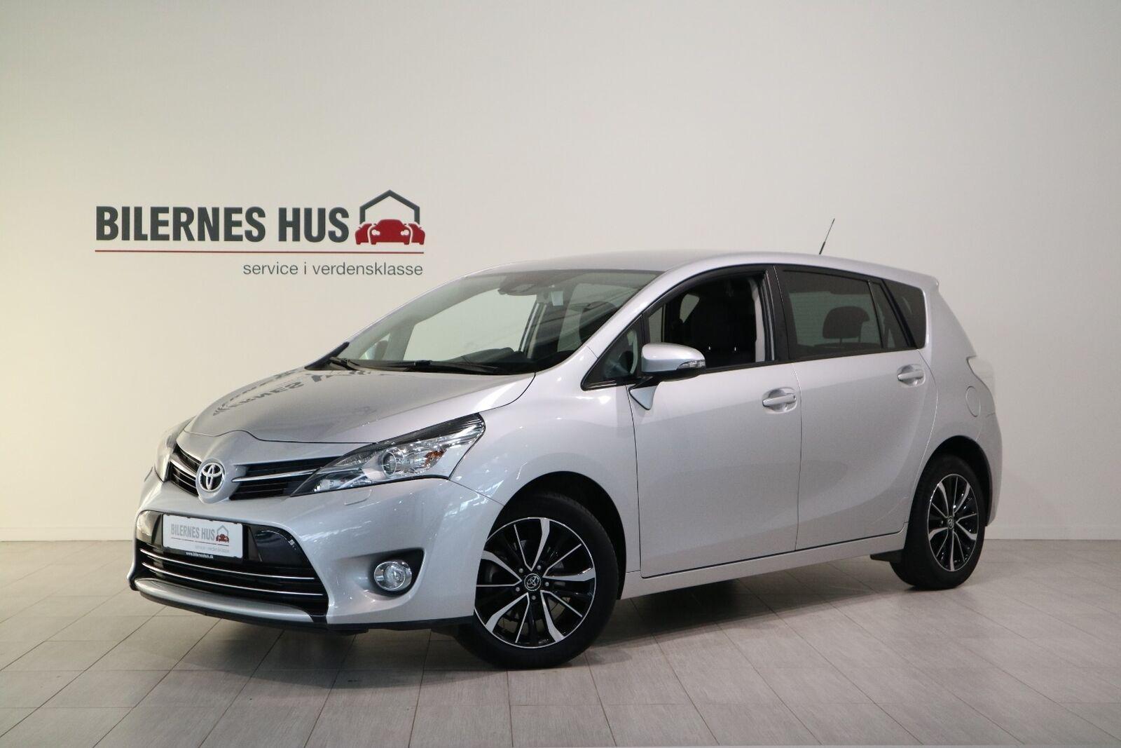 Toyota Verso 1,8 VVT-i T2 Premium MDS 7prs