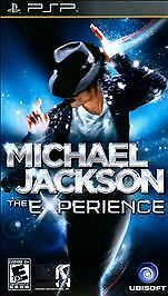 1 of 1 - NEW ~ Michael Jackson The Experience ~ Playstation Portable PSP ~ Ship Fast
