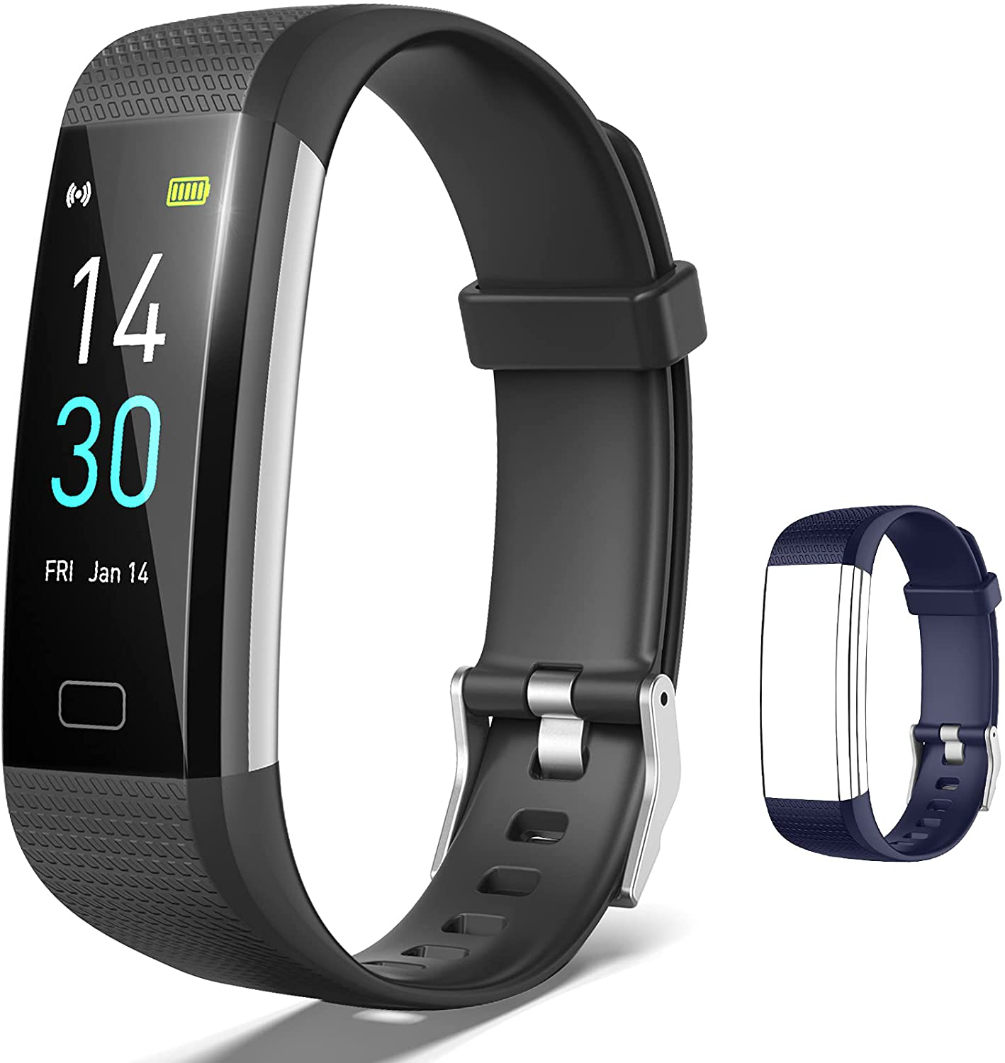 Fitness Tracker with Heart Rate Monitor, Cattle Herder Activity Tracker Watch Wa activity cattle fitness heart herder rate tracker watch with