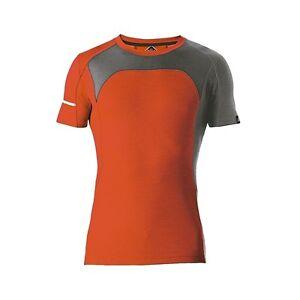 REDA-rewoolution-Vanguard-Hombre-Malla-Camiseta-MERINO