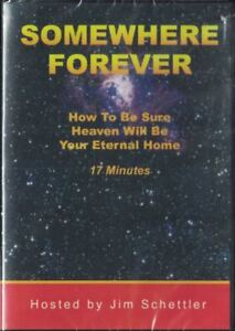 Somewhere-Forever-How-to-be-Sure-HEAVEN-Will-be-Your-Eternal-Home-DVD-Sealed
