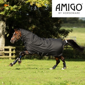 Horseware Amigo Bravo 12 Plus Turnout Heavyweight