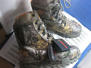1455fe73bda Details about NIB WOLVERINE King Caribou III REALTREE XTRA 800G INSULATE  WPF WINTER HUNTER