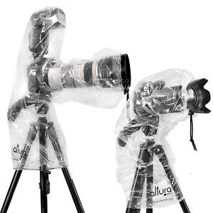 Camara-2x-cubierta-de-la-lluvia-para-la-proteccion-de-Manga-de-lluvia-Canon-Nikon-DSLR-por-Altura