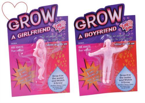 Grow Your Own Boy Girlfriend Novelty Joke Stocking Filler Secret Santa Gift