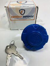 Freight Defense 100308 Locking DEF Cap Hino//Isuzu Keyed-Alike