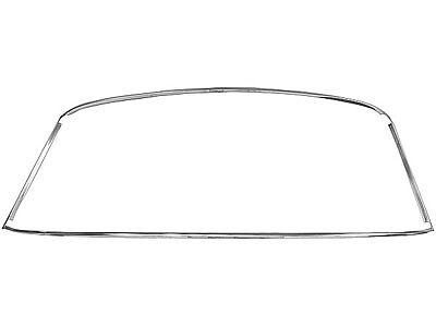 1962-67 Chevy Nova Sedan /& Wagon Front Windshield Molding 4 Piece Set NEW 63 64