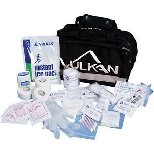 e9e80c1e409a Vulkan 8003 Sports First aid Kit Bag Physio Touchline Travel ...