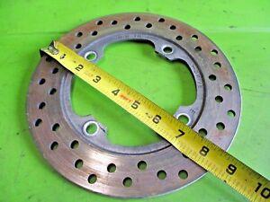 02 03 Honda CBR954RR CBR 954 Rear Brake Rotor Disc