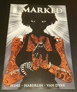 MARKED #1 VARIANT IMAGE COMICS NM