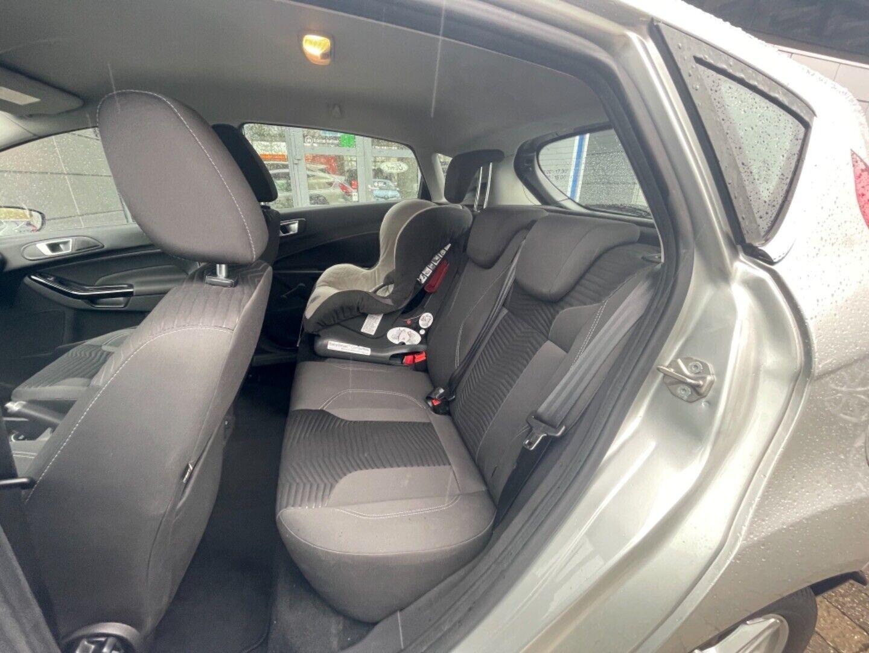 Ford Fiesta 1,0 SCTi 125 Titanium - billede 7