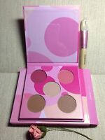 Coastal Scents Blush & Bronzer 5-shade Mini Palette & Brush Combo