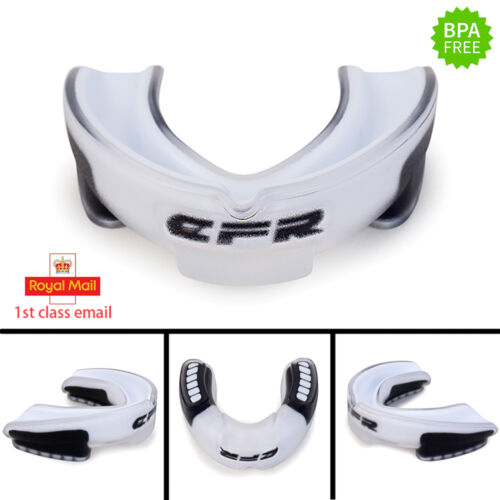 CFR Mouth Teeth Protection Mouth Guard MMA Martial Arts Gum Shield Boxing Mens