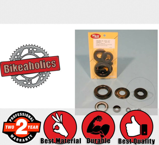 Tourmax Engine Oil Seal Kit OSL-112 Honda CB 750 C Custom 1981-1983
