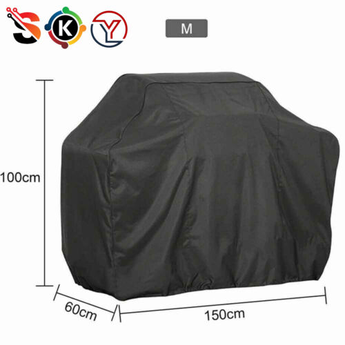Details about  /Extra Large BBQ Cover Waterproof Garden Heavy Duty Barbecue BBQ Grill L1ST