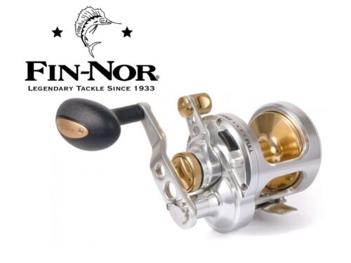 Fin NOR Marquesa multiplier Fishing Reel-All Sizes
