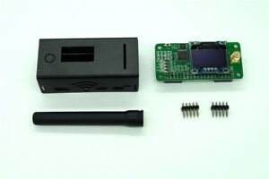 New-Antenna-Case-OLED-Mmdvm-Hotspot-Support-P25-DMR-YSF-for-Raspberry-Pi