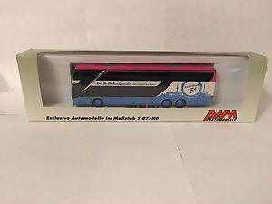 berlinlinienbus-de-Modellbus-Setra-S-431-DT-1-87-H0-Kugelschreiber-amp-USB-Stick