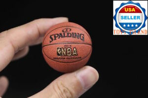 Maestro Studio 1/6 Magnetic Basketball For Michael Jordan Kevin Durant Enterbay