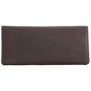 Embassy™ Solid Genuine Lambskin Leather Accordion Wallet