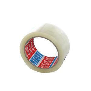 1 Rolle Klebeband transparent SIGMA Paketband Paketklebeband 66m x 50mm tape