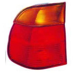 Faro-Faro-trasero-izquierdo-exterior-BMW-Serie-5-E39-95-00-Touring-rojo-gial