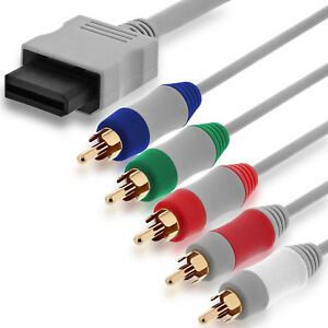 5RCA-AV-Cord-wire-compatible-with-Nintendo-Wii-Wii-U-to-HDTV-EDTV-6FT
