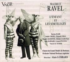 ██ OPER ║ Maurice Ravel (*1875) ║ L'ENFANT ET LES SORTILEGES