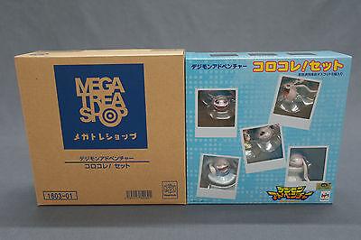 G.E.M GEM Series Digimon Adventure Coro-Colle ! Set Korocolle set Megahouse NEW*