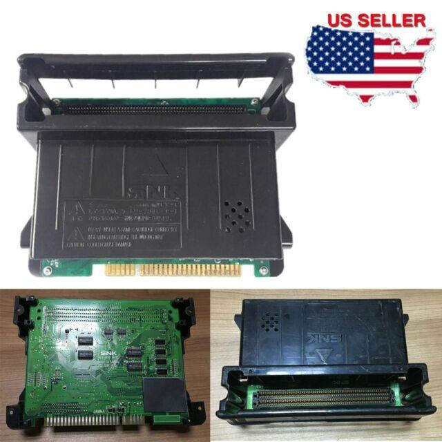 Original Mainboard Motherboard NEO GEO MVS MV-1C SNK For Arcade Machine
