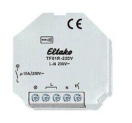 Eltako Schaltaktor Schaltaktor Schaltaktor Bussystem Funkbus Unterputz 1 Ausgänge 10A 230... TF61R-230V | Gewinnen Sie hoch geschätzt  dd1c62