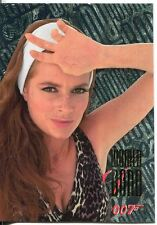 James Bond Connoisseurs Collection Volume 1 FX Tech Chase Card W5
