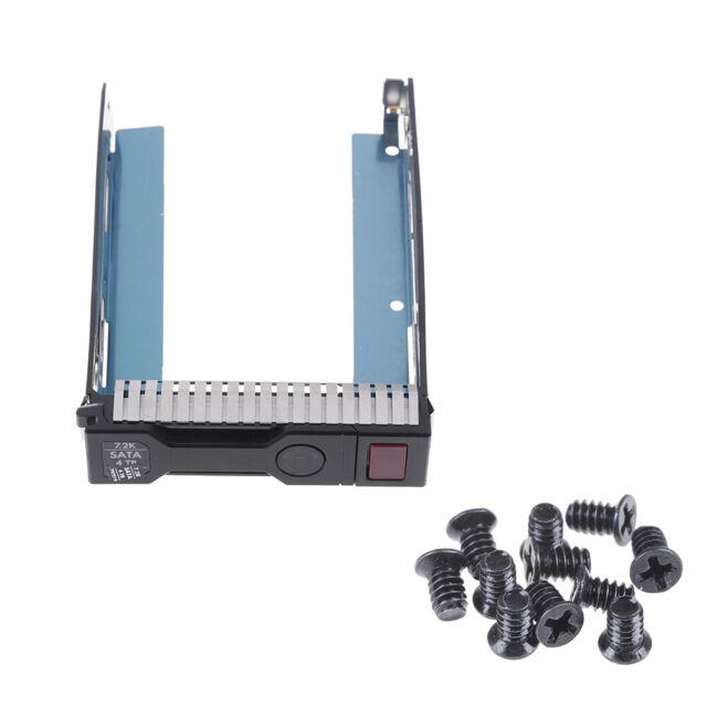 HP 651314-001 Gen8 Gen9 drive caddy 3.5 LFF SAS SATA HDD tray DL360DL380DL388~OJ