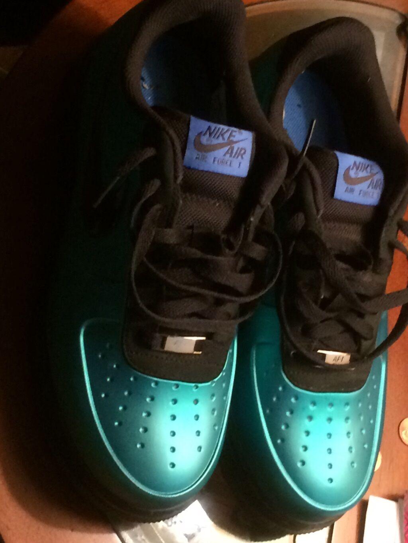 Nike Air Force Ones tamaño baratos 9,5 reducción de precios baratos tamaño zapatos de mujer zapatos de mujer 4141e5