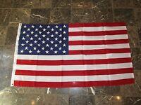 3x5 Usa Us America American 110d Flag 3'x5' Brass Grommets