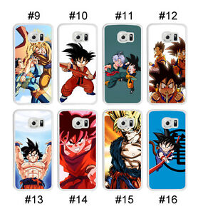 best cheap 2d334 1f184 Details about Galaxy Note 9 S10 S9 S7 S8+ Phone Case TPU Dragon Ball Z  Android 18 Goku Anime