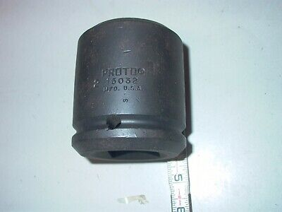 """5653 Proto 1//2/"""" to 3//4/"""" Socket Adapter New Old Stock"""