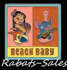Lilo & Stitch - Beach Baby Pin - Disney Happiest Pin Celebration on Earth