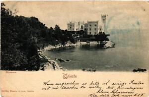 CPA-Trieste-Miramare-ITALY-529569