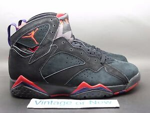low priced f03c2 1dfb6 Details about VTG OG DS Air Jordan VII 7 Raptor 1992 sz 9.5