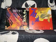 Fong Sai-Yuk Part 1 & 2 Laserdisc LD Hong Kong Free Shipping