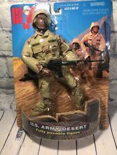 81499-1998 GI Joe US Army Pacific Fully Posable Figure No Sealed