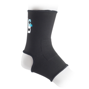 ULTIMATE PERFORMANCE ELASTIC ANKLE SUPPORT FITNESS SPORT SOCK INJURY PROTECTOR