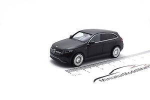 038966-Herpa-Mercedes-Benz-eqc-AMG-Nero-Opaco-1-87