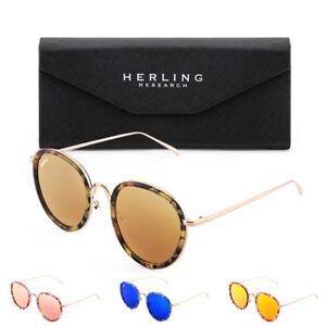 Lunettes-de-soleil-HERLING-H023-homme-femme-rondes-miroir-vintage-retro