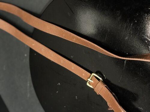 Mit Leder Brauner Joe's Aus Crossbody Asymmetrischer Reiverschluss Jeans Y7Hx4vF