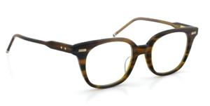 220d880eabf Authentic THOM BROWNE TB 405 B-WLT Eyeglasses Walnut  NEW  49mm ...