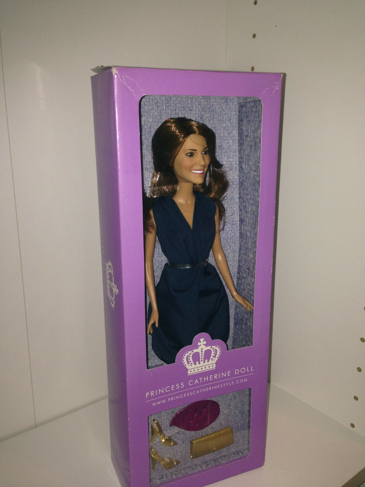Barbie Collector Princess Katherine   - NRFB