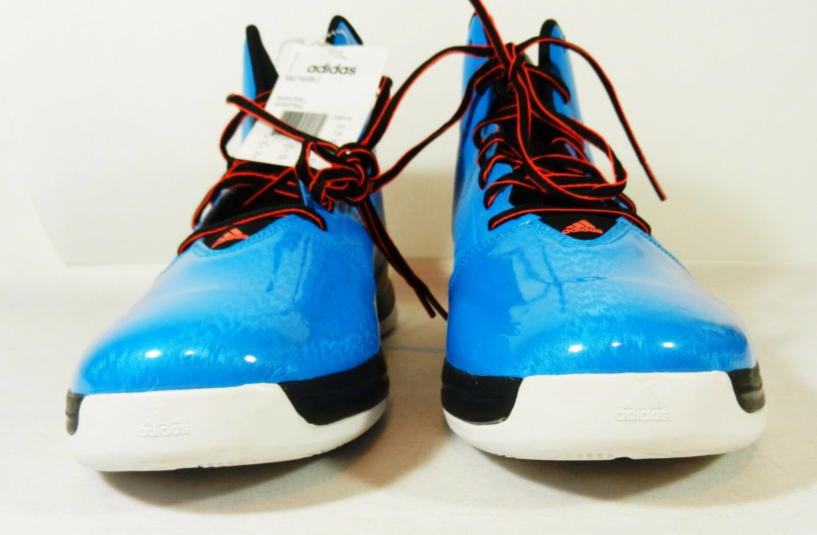 Adidas G98316 Blue Black Mad Handle 2 Mens Basketball Shoes ~ Sz 14 ~ NWOB Seasonal price cuts, discount benefits